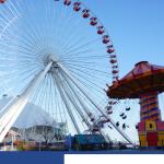 O passeio imperdível na tradicional Roda Gigante de Chicago