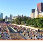Foi dada a largada para a Maratona de Chicago