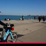 Como andar de bike em Chicago pode otimizar sua viagem