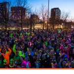 Night Nation Run Chicago: mais que uma corrida, um festival
