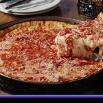 Pizza de Chicago. Você sabe como é?