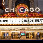 Chicago Theatre Marquee Tour: espetáculo por trás das cenas