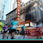 Brasileiros a caminho da Maratona de Chicago