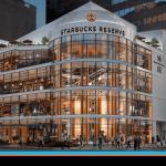 Chicago tem a maior Starbucks do Mundo